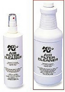 Air filter cleaner kit