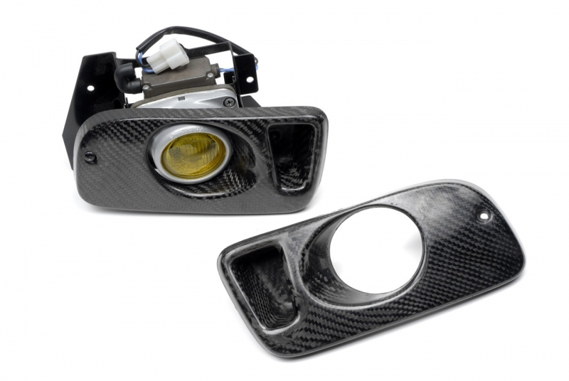 Driving fog lamps