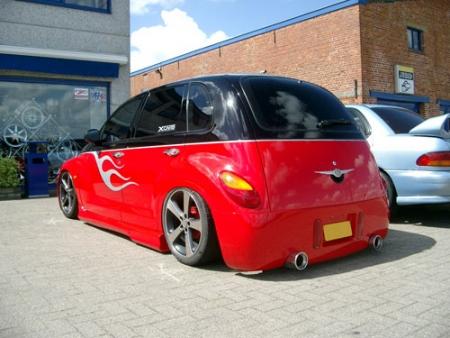 Jeroen S Apc Pt Cruiser Customer Rides Avb Sports Car