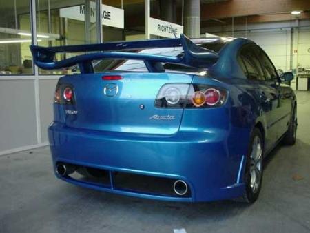Miquel's Mazda 3 Axela (buddyclub modified) › Customer ...