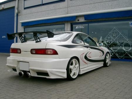 Bomex Honda Integra Type R Germany Customer Rides Avb