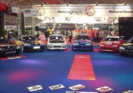 Fiat Garage Mechelen : International tuningsalon 2001 nekkerhal mechelen u203a exhibitions