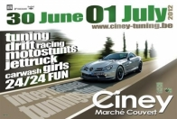 Ciney International Tuning Show 2012