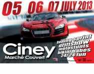 Ciney International Tuning Show 2013