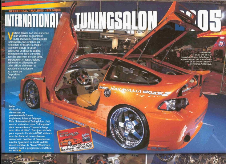 tuning auto france