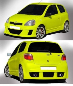 Engine Tune Up >> Bodykit for Toyota Yaris (1999 - 2005) › AVB Sports car tuning & spare parts