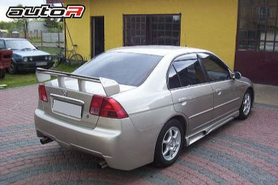 on 2001 Honda Civic Brakes