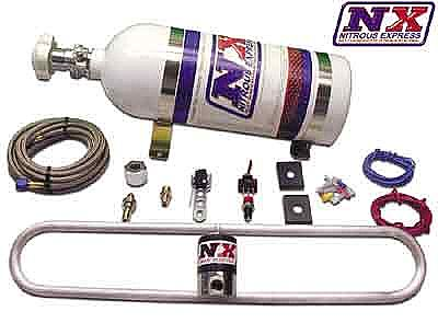 nitrous express intercooler kit universal avb sports car tuning