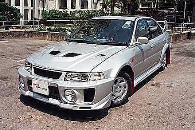 fenders for mitsubishi lancer 1998 2000 � avb sports