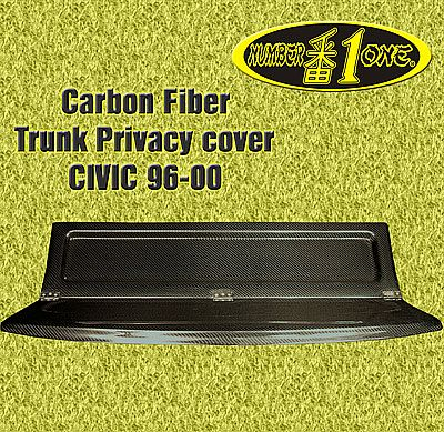 Cargo Cover For Honda Civic 1996 1998 Avb Sports Car Tuning Spare Parts