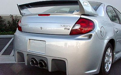 Rear Wing For Chrysler Neon 2000 2002 Avb Sports Car