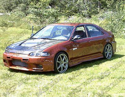 Hood 4d for Honda Civic (1992 - 1995) › AVB Sports car ...