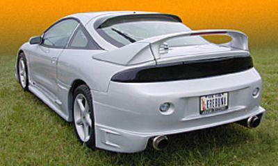 Rearbumper For Mitsubishi Eclipse 1995 1996 Avb
