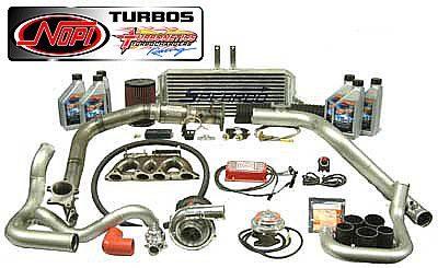 Turbo Kit For Honda Crx 1993 1997 Avb Sports Car