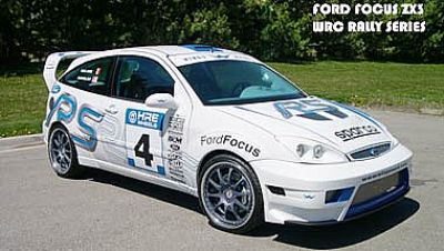 Bodykit For Ford Focus 1999 2004 Avb Sports Car