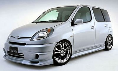 Bodykit for Toyota Verso (2003 - 2004) › AVB Sports car tuning & spare parts
