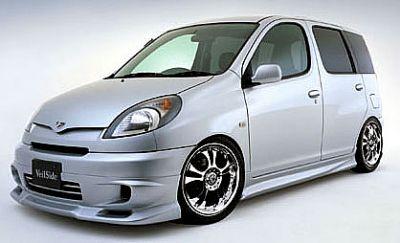 Subaru Performance Tuning >> Bodykit for Toyota Verso (2003 - 2004) › AVB Sports car ...