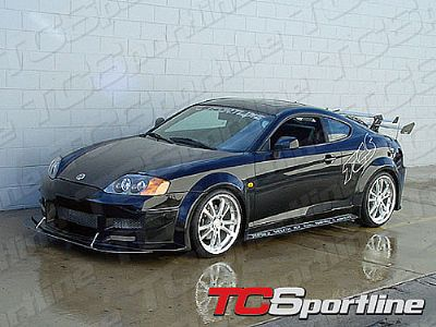 Bodykit For Hyundai Coupe 2003 2006 Avb Sports Car