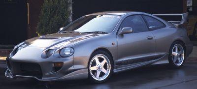 Bodykit For Toyota Celica 1996 1999 Avb Sports Car