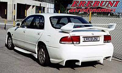 Rearbumper For Mazda 626 1993 1997 Avb Sports Car
