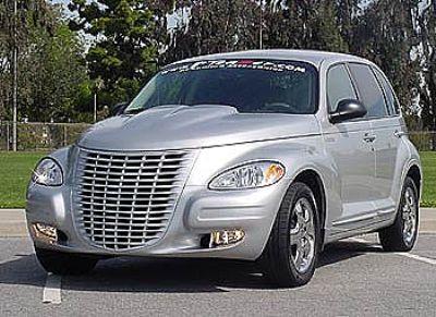 Frontbumper Grill For Chrysler Pt Cruiser 1996 2005