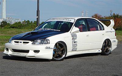 Honda civic sport 1999