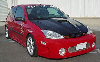Bodykit For Ford Focus 1999 2004 Avb Sports Car Tuning Amp Spare Parts