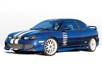 Bodykit For Chrysler Neon 1995 1999 Avb Sports Car