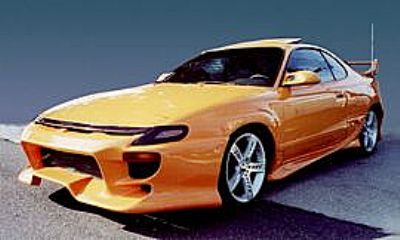 bodykit  toyota celica   avb sports car tuning spare parts