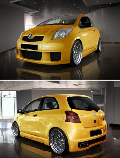 ... for Toyota Yaris (2006 - 2008) › AVB Sports car tuning & spare parts