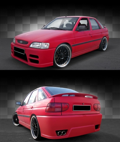 Bodykit For Ford Escort 1990 1994 Avb Sports Car