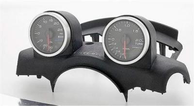Steering column pod for nissan 350z 2003 2005 avb - Nissan altima 2003 interior parts ...