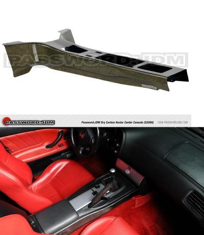 Center console for honda s2000 2004 2009 avb sports - 2004 honda accord interior parts ...