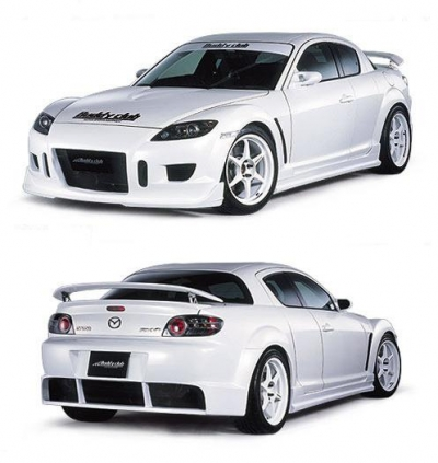 Bodykit for Mazda Rx8 (2004 - 2011) › AVB Sports car tuning & spare parts