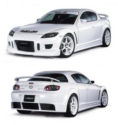 Bodykit for Mazda Rx8 (2004 - 2011) › AVB Sports car tuning & spare parts