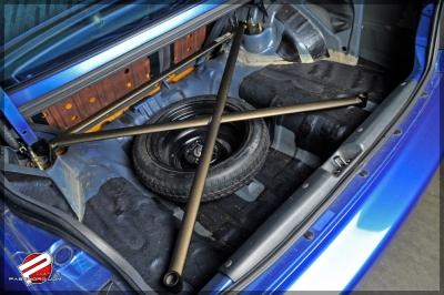 Crossbar Rear For Honda Civic 1996 1998 Avb Sports
