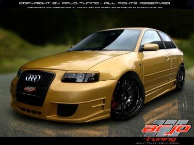 Frontbumper For Audi A3 1996 2003 Avb Sports Car