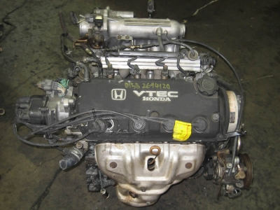 Delightful Engine For Honda Civic (1999   2000) U203a AVB Sports Car Tuning U0026 Spare Parts