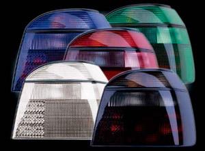 Taillights For Volkswagen Golf 1992 1997 Avb Sports