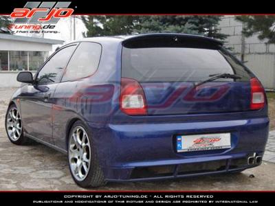 Rearbumper for Mitsubishi Colt (1996 - 2003) › AVB Sports car tuning & spare parts