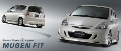 Frontlip for Honda Jazz (2002 - 2007) › AVB Sports car ...