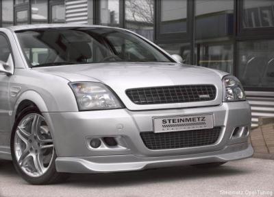 Frontlip For Opel Vectra 2002 2005 Avb Sports Car