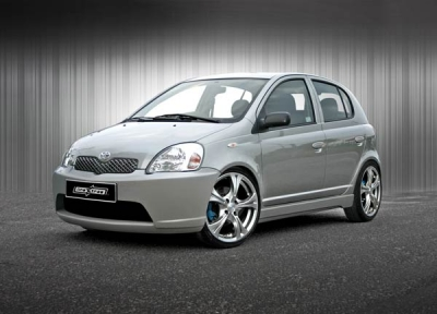 Bodykit For Toyota Yaris 1999 2005 Avb Sports Car