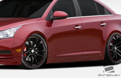 Sideskirts For Chevrolet Cruze 2010 Avb Sports Car