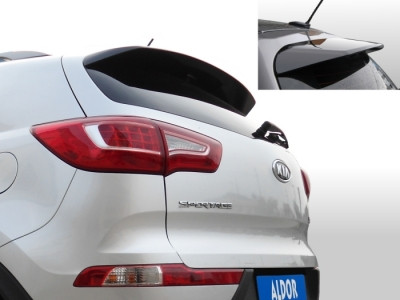 rear wing for kia sportage 2010 avb sports car. Black Bedroom Furniture Sets. Home Design Ideas