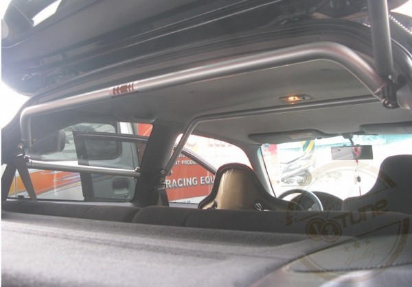 B c pillar bar for honda civic 1996 1998 avb sports car tuning spare parts for 1998 honda civic interior parts