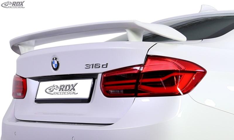 RDX Racedesign Trunk Lid Spoiler
