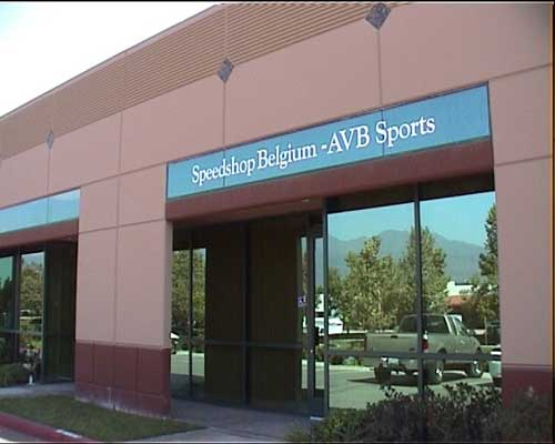 AVB Sports US Office
