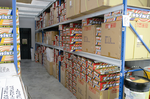 AVB Sports BE Warehouse