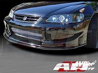 PROMO: AIT Racing Frontbumper